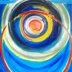 Circling Swirl